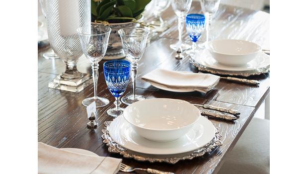 Elegantní stůl v 6 krocích