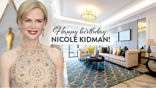 Oslňující Nicole Kidman