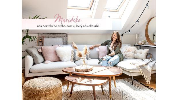 Na návštěvě u Marideko
