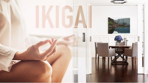Ikigai: japonský smysl života
