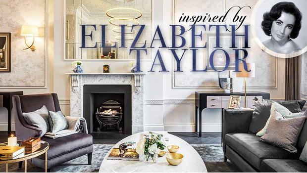 Inspirováni Elizabeth Taylor