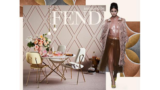 Inspired by FENDI
