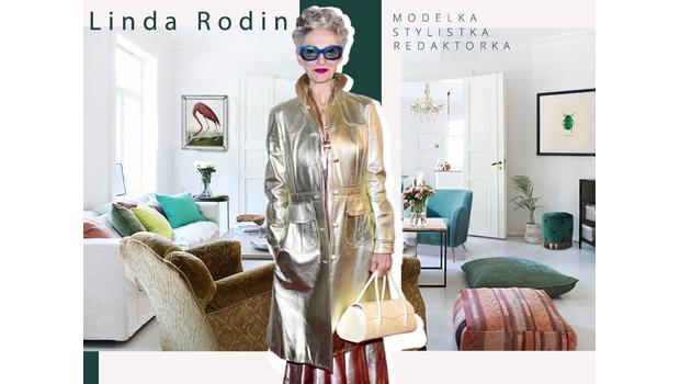 Inspirováno Lindou Rodin