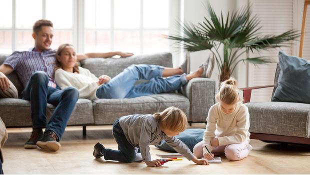 Pohovky pro celou rodinu