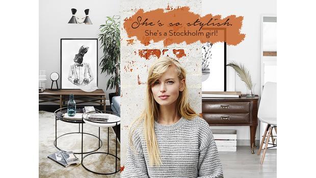 Stockholm Girl