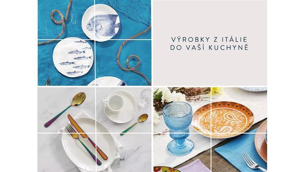 Kuchyně 4 ITALSKÝCH značek
