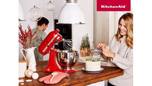 Kuchyňské roboty KitchenAid