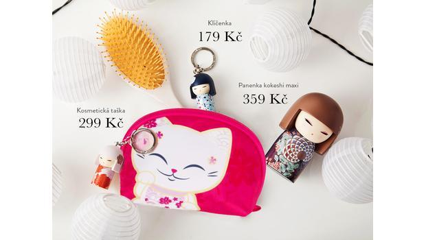 cena japonské panenky