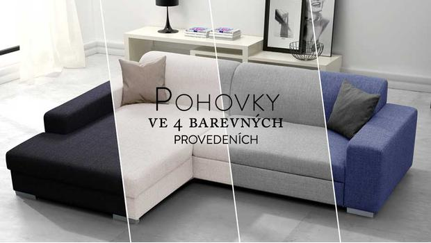 Pohovky Florenzzi