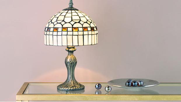Osvětlení ve stylu Tiffany