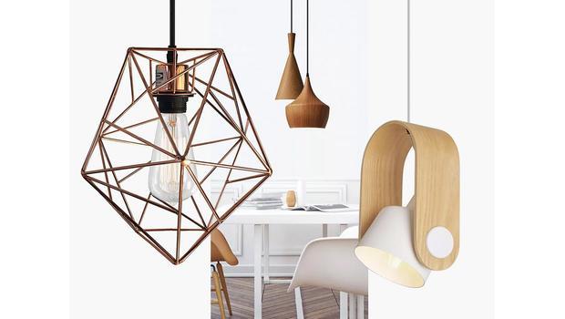 Designérské lampy z Barcelony