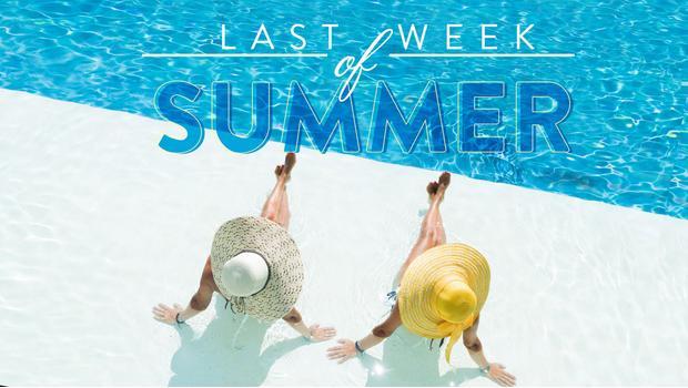 Poslední letní dny