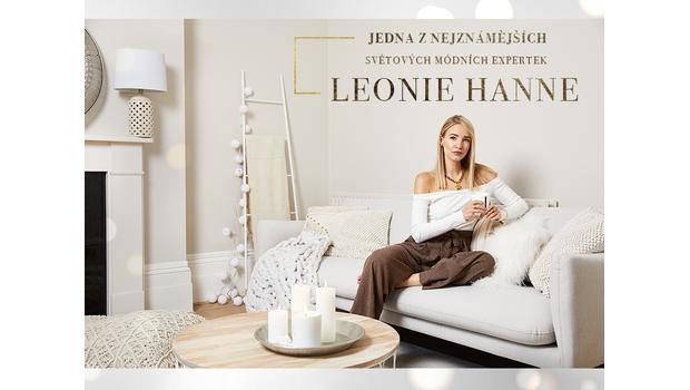 Tak bydlí Leonie Hanne!