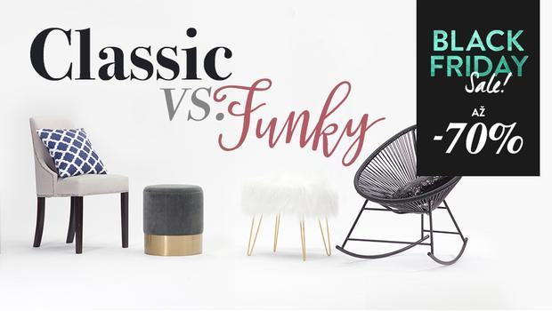 Classic vs. Funky