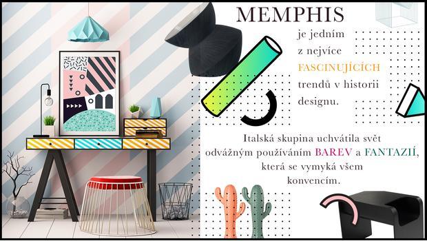 Trend alert: styl Memphis