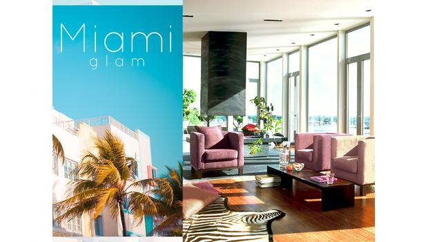 Miami glam