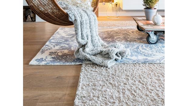 Více než jeden koberec!