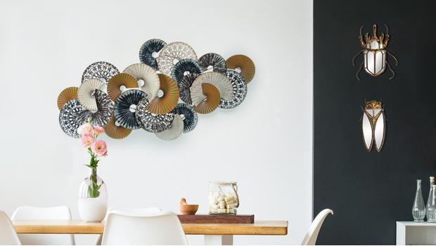 3D dekorace