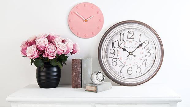 Čas na hodiny