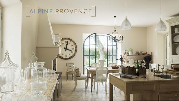 Horská Provence