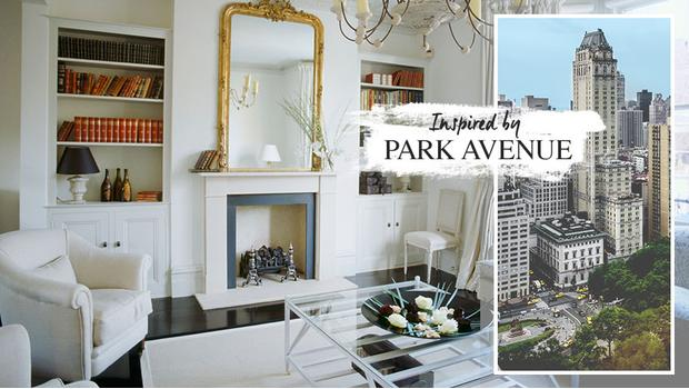 Inspired by Park Avenue
