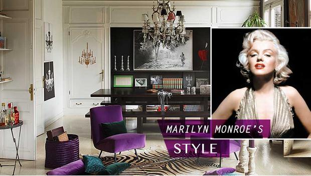 Inspirováno Marilyn