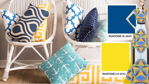 Paleta Pantone