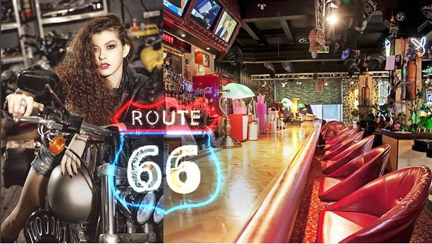 Cesta snů: Route 66