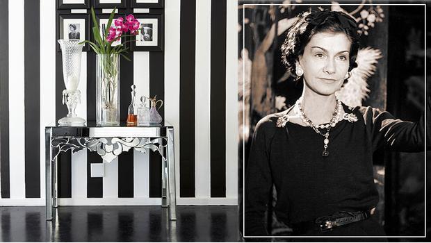 Elegantní Coco Chanel