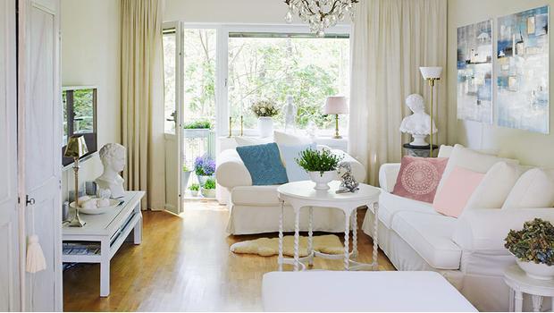 Obývací pokoj snílků