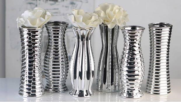 Galerie stříbrných dekorací