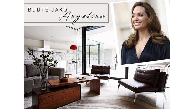 Obdivujeme styl Angeliny Jolie