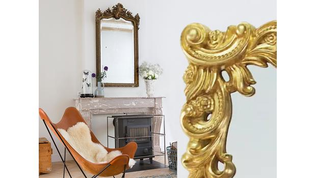Trend: baroque mirrors
