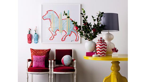 Avantgarda = barva & design