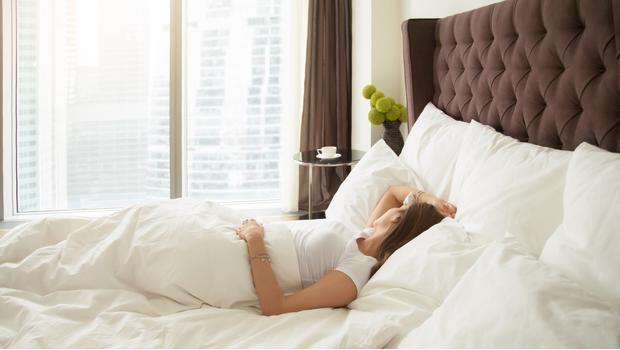Pohodlná postel = úspěšný den