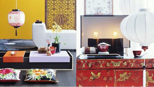 Orient plný barev