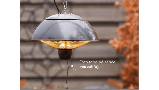 Tepelné zářiče