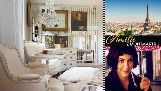Paříž z Amélie z Montmartru