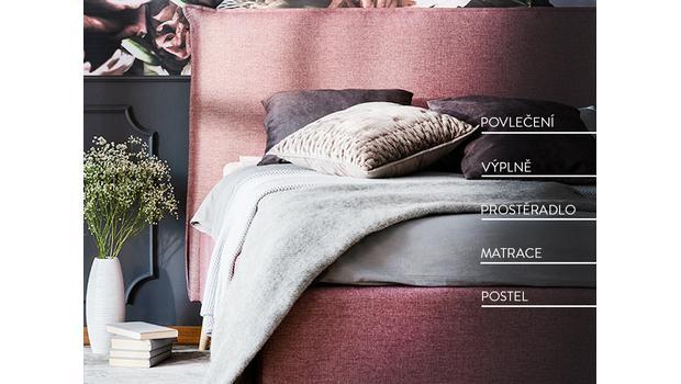 Perfektní postel v 5 krocích