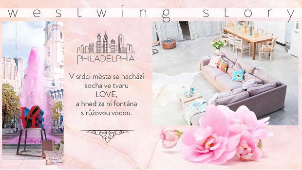 Objevte styl Philadelphie