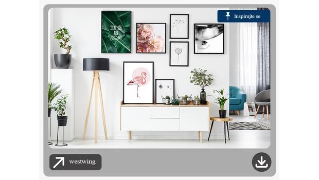 Pinterest wall deco