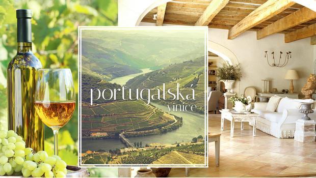Portugalská vinice