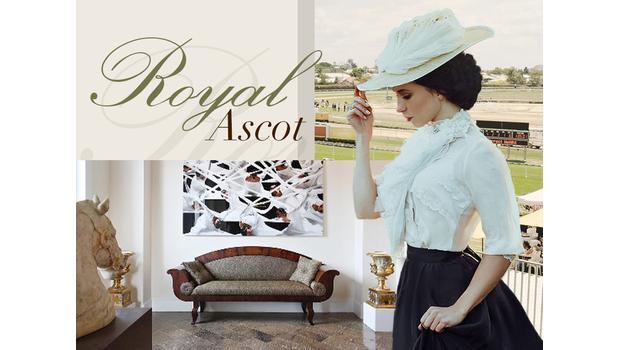 Royal Ascot - závod o styl