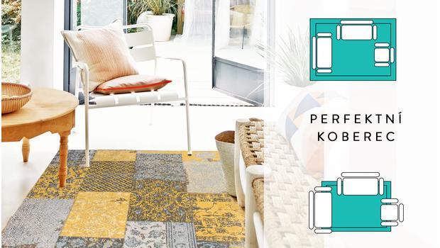 Perfektní koberec