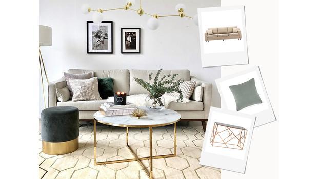 Rady stylistek: obývací pokoj