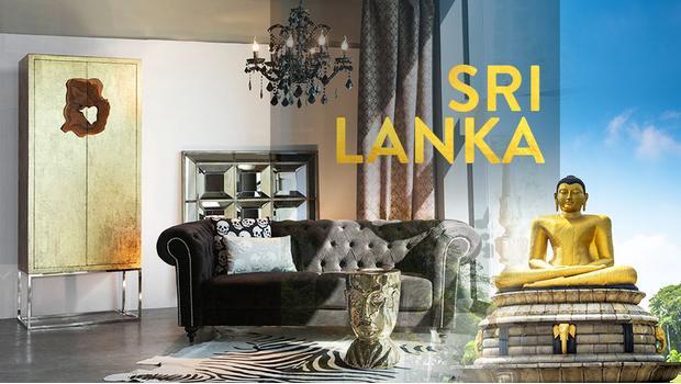 Oslňující Srí Lanka