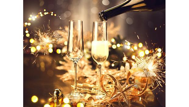 Silvestrovský večírek