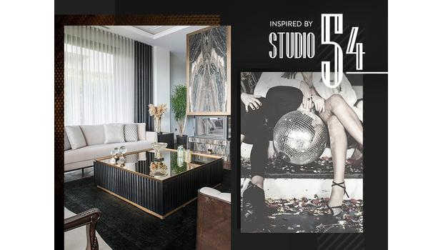 Inspired by Studio 54