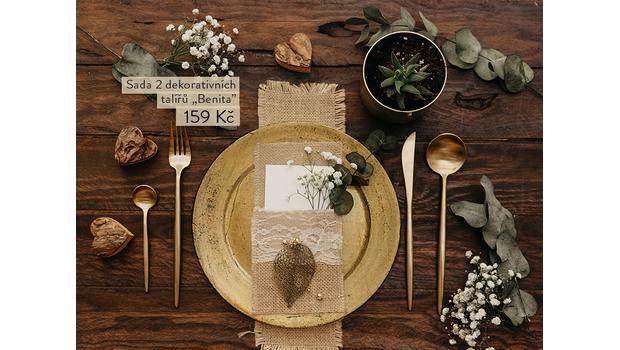 Pozvěte podzim k vašemu stolu