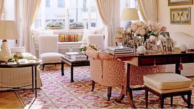 Elegance anglické rezidence